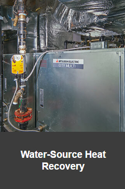 Water-Source Heat Recovery